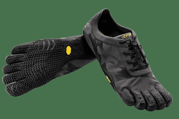 Whithin Barefoot Trail Running